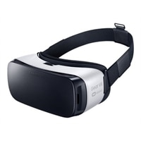 Samsung Gear VR - SM-R322 - virtual reality headset - frost white - for Galaxy S6, S6 edge, S7, S7 edge