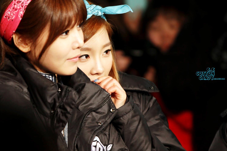 SNSD Taeyeon KBS Guerilla Date