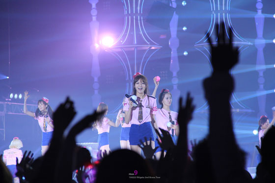 SNSD Sooyoung Japan Arena Tour 2013