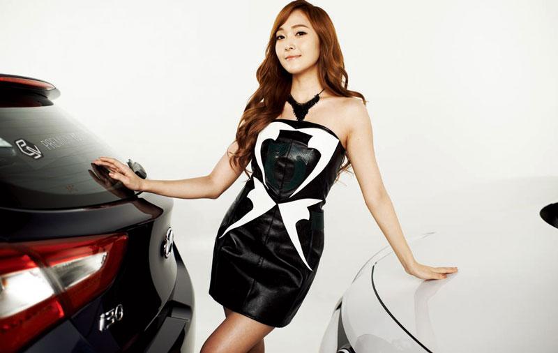 Snsd Jessica Hyundai PYL endorsement