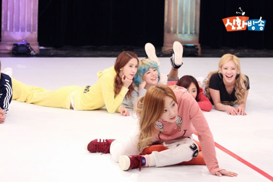 Snsd Taeyeon JTBC Shinhwa Broadcast