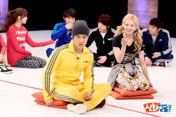 Snsd Hyoyeon JTBC Shinhwa Broadcast