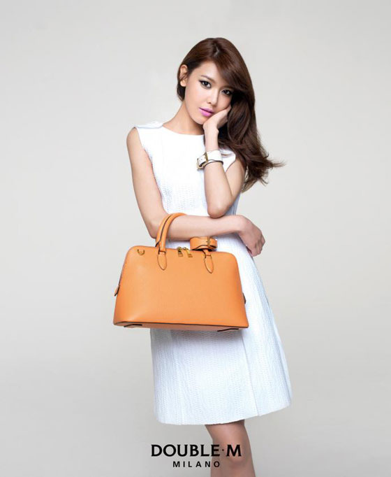 Snsd Sooyoung Double M new muse