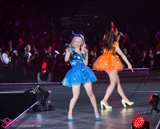Snsd Hyoyeon Japan Arena Tour in Fukuoka