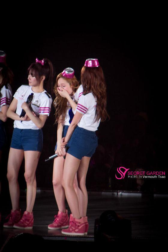 Snsd Jessica Fukuoka Arena Concert