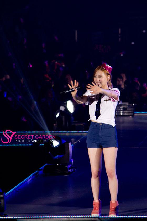 Snsd Taeyeon Fukuoka Arena Concert