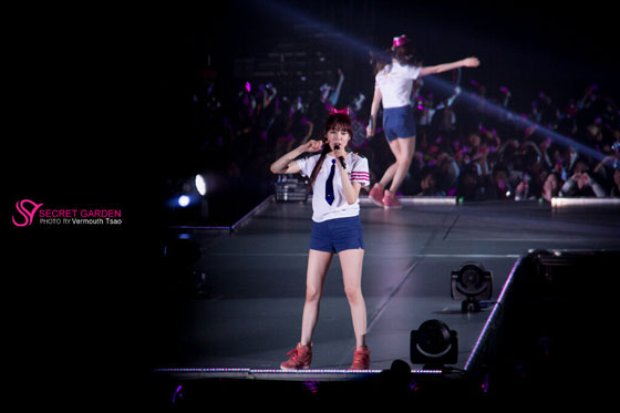 Snsd TiffanyFukuoka Arena Concert