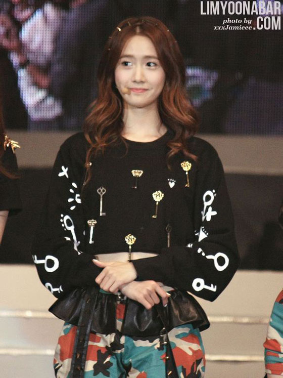 Yoona Hong Kong Asian Music Festival