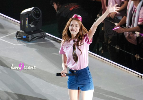 Girls Peace Japan Tour Osaka SNSD Pics