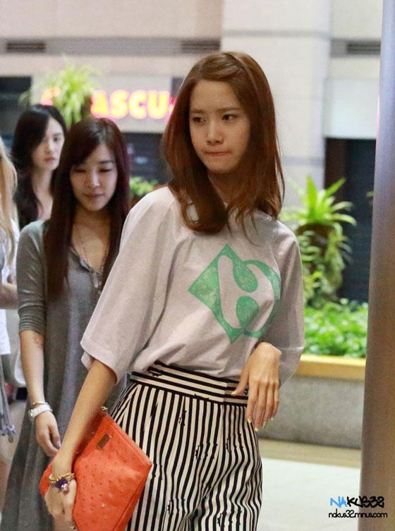 SNSD Yoona Incheon Airport photo