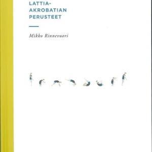 Lattia-akrobatian perusteet, kansi