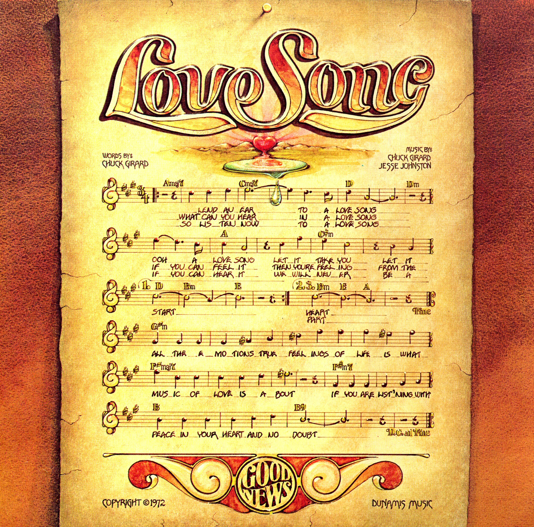 Love Song LP