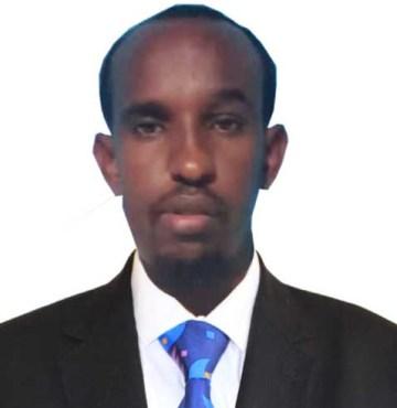 Dr Moh'ed Farah Ali