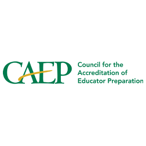 link to Council for Accreditation of Educator Preparation website