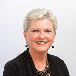 Headshot of Cathy Hutchings-Wedel