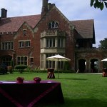 Thornewood Castle wedding venue with Snuffin's Catering