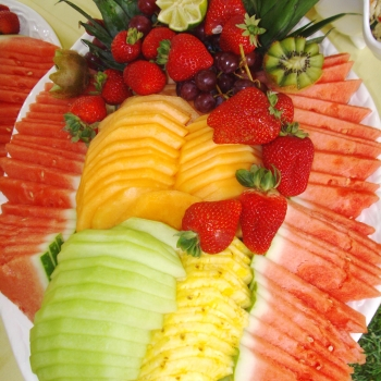 fruit for corporate picnic menu