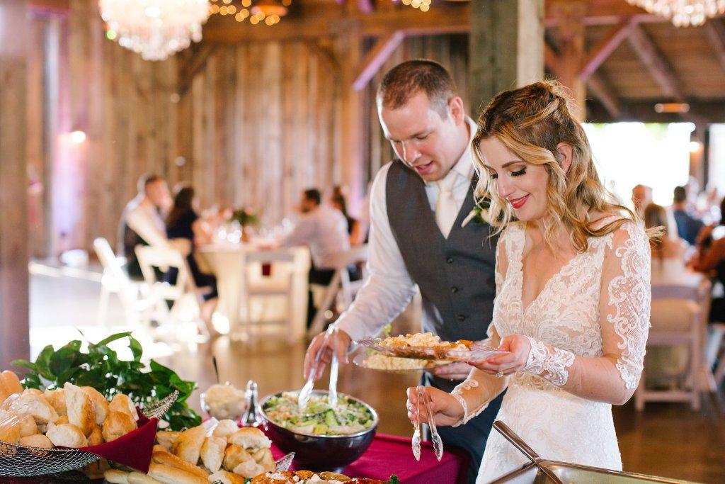 Tacoma wedding catering
