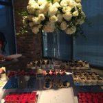 Dessert buffet for Ukrainian wedding