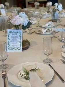 wedding Environmental services building