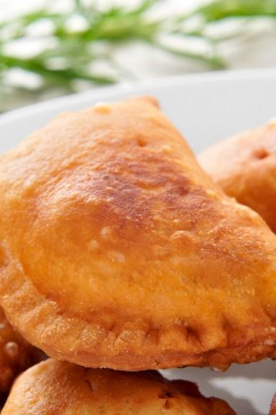 Chicken and Potato Pastelillos