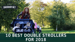 Best Double Strollers for Infant & Toddler