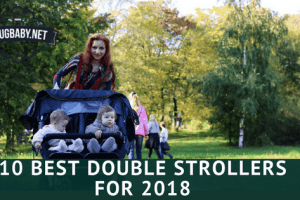 Best Double Stroller for Infant & Toddler