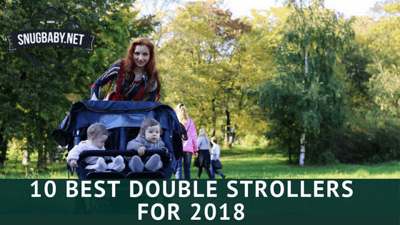 Best Double Stroller for 2018