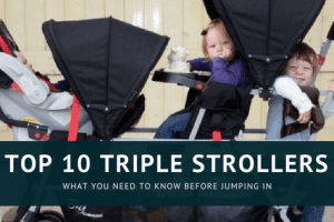 Best Triple Strollers for 2018