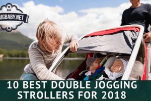 Best Double Jogging Stroller for 2018