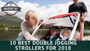 best double jogging stroller 2018