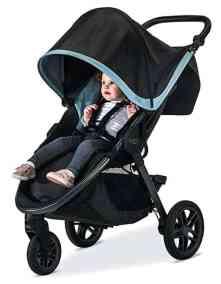 britax-b-free-stroller-frost-1