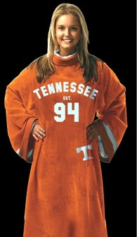 Tennessee Volunteers Uniform Snuggie