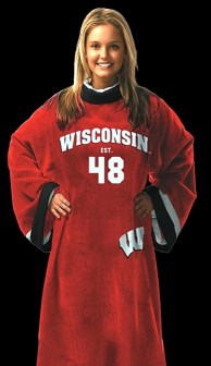 Wisconsin Uniform Snuggie