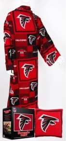 Atlanta Falcons Snuggie Pillow