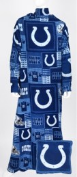 Indianapolis Colts Snuggie Pillow