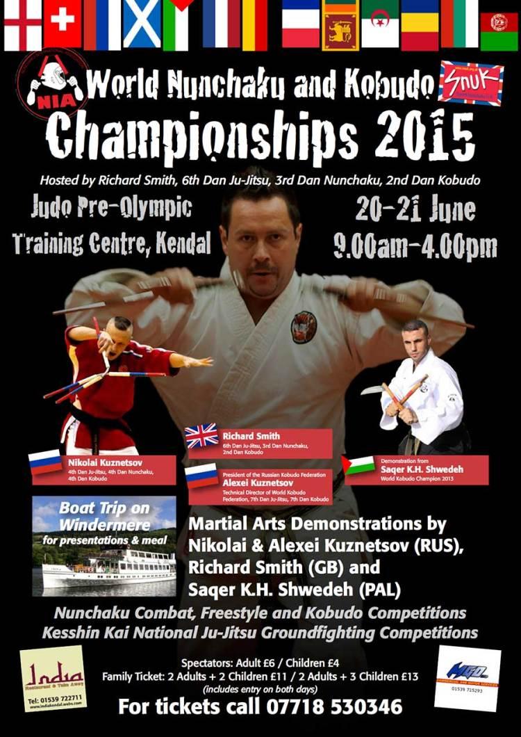 World Nunchaku and Kobudo Championships