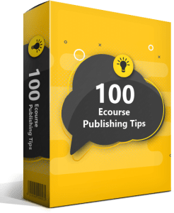 100 tips on Course Publishing