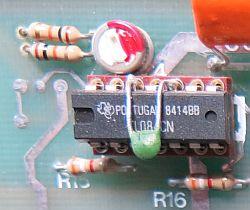 Simmons SDS 7 Noise Canceling Calibration