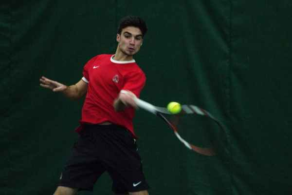 Ball State men's tennis closes out fall season with three ...