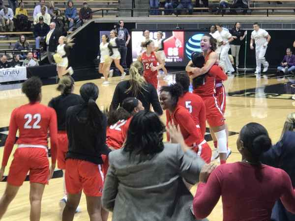 Ball State women's basketball receives AP Top 25 vote ...