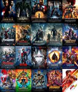 Ranking Every Marvel Movie From Worst To Best | 34th Street Magazine