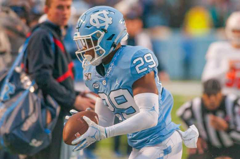 More than a name, Storm Duck stands out on the field - The Daily Tar Heel
