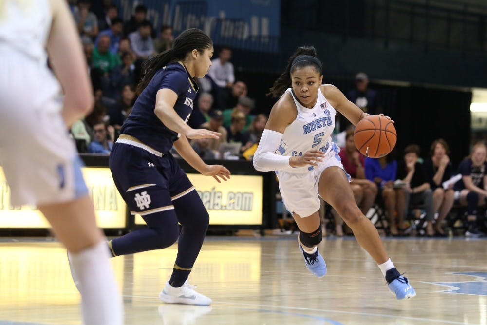 With win over undefeated N.C. State, UNC women's ...