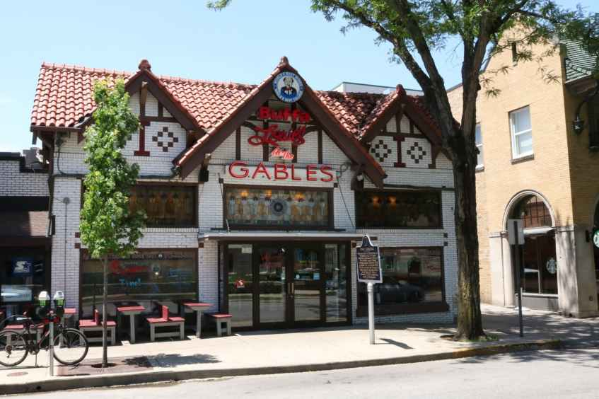 BuffaLouie's is located at 114 S. Indiana Ave. near the Sample Gates. The restaurant is delivering school lunches to children who qualify for free lunches through Monroe County Community School Corporation while classes are canceled during the COVID-19 pandemic.