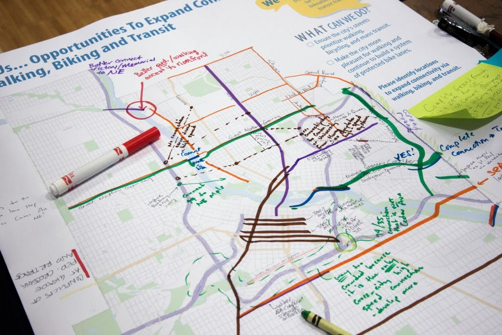 City of Minneapolis  local neighborhoods map out future   The     City of Minneapolis  local neighborhoods map out future