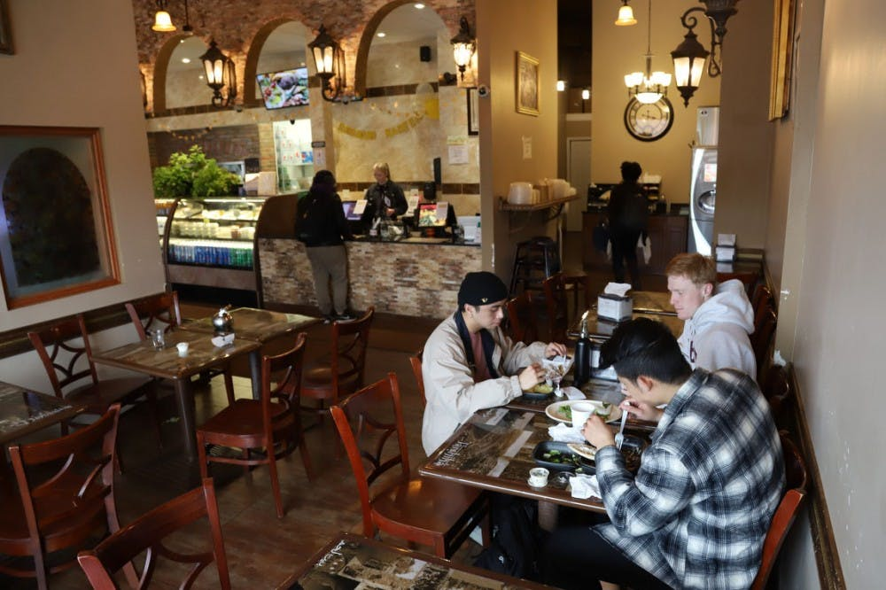Wally's Brings a Piece of the Middle East to Dinkytown