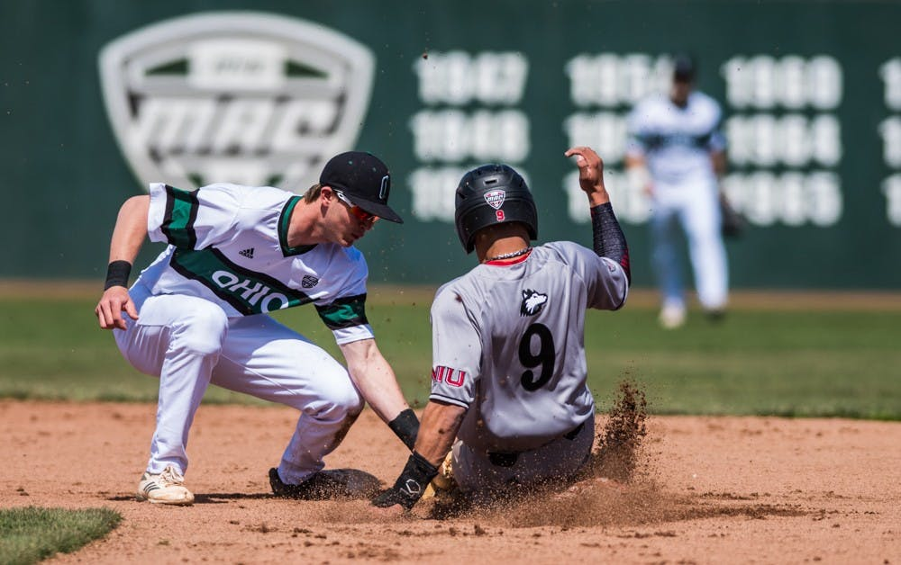Baseball: Ohio to play against Central Michigan in final series of regular season