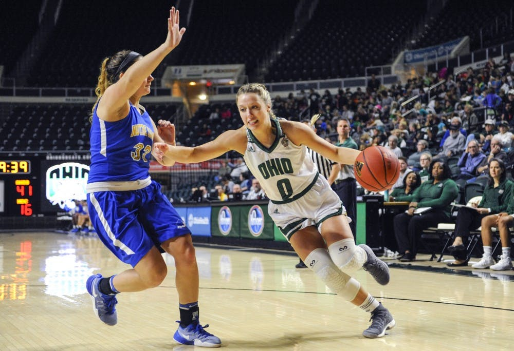 Women's Basketball: Ohio's shooting numbers will eventually go up despite slow start