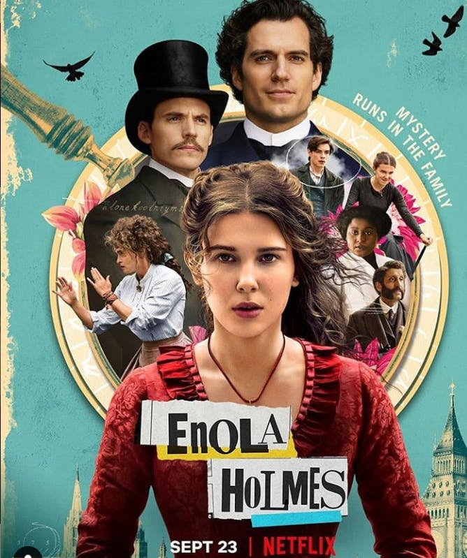 Film Review: 'Enola Holmes' is unnecessary and fights tropes with more  tropes - The Post